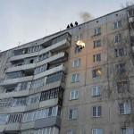 【おそロシア】9階建ての屋上からヘタしたら死ぬでダイブ